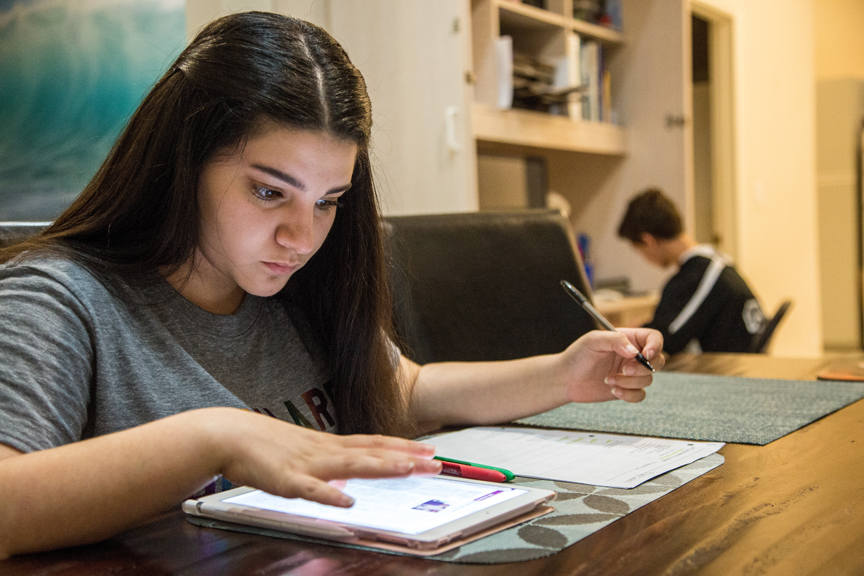 Aim high - and early - for college