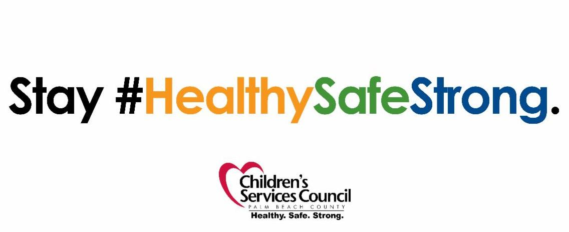 Logo for HealthySafeStrong